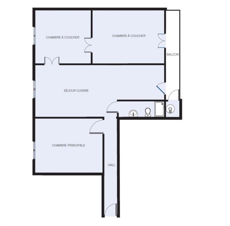 Sale apartment Ajaccio 194000€ - Picture 7