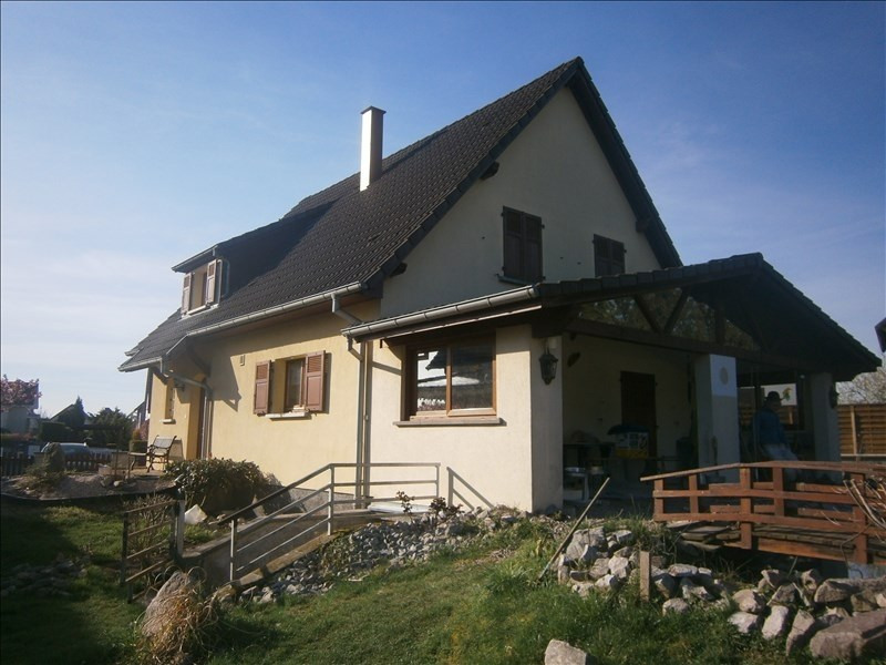Sale house / villa Soufflenheim 285000€ - Picture 1