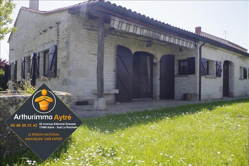 Vente maison / villa Aigrefeuille d aunis 279000€ - Photo 1