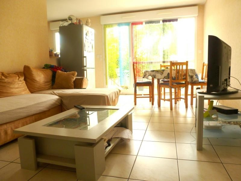 Rental apartment Le rheu 645€ CC - Picture 1
