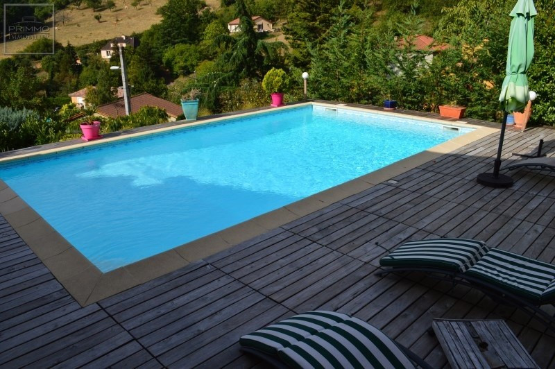 Vente de prestige maison / villa Poleymieux au mont d'or 690000€ - Photo 2