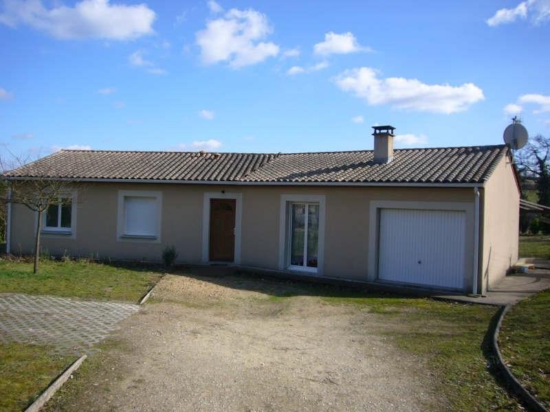 Sale house / villa Bourdeilles 196900€ - Picture 5
