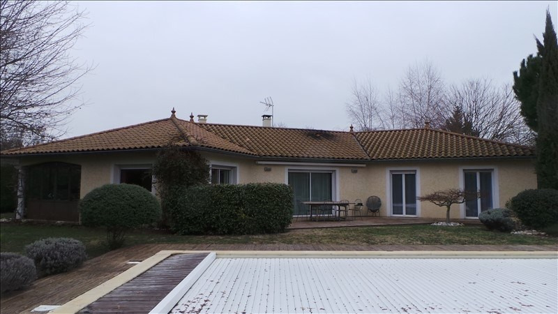 Vente maison / villa Meximieux 475000€ - Photo 1