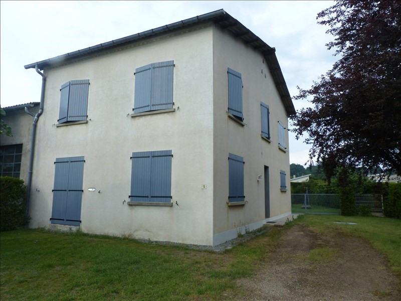 Vente maison / villa Mazamet 179000€ - Photo 1