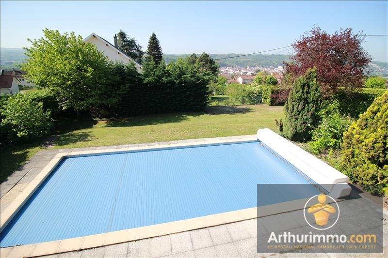 Vente maison / villa Bourgoin jallieu 349900€ - Photo 2