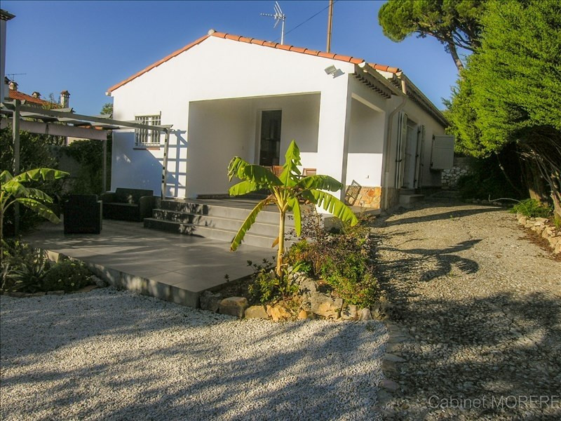 Sale house / villa Antibes 495 000€ - Picture 1