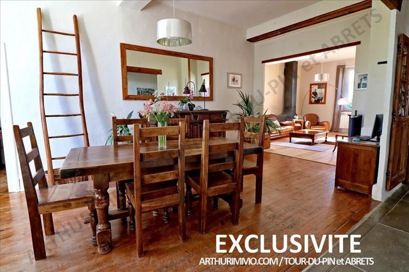 Sale house / villa La tour du pin 399000€ - Picture 3