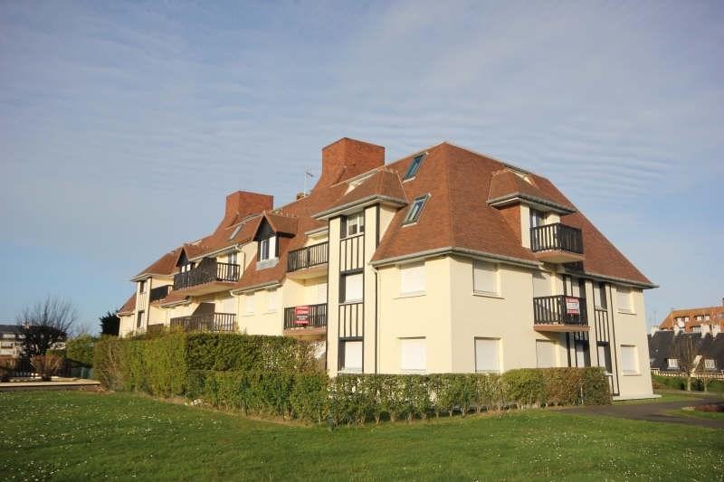Sale apartment Villers sur mer 49500€ - Picture 1