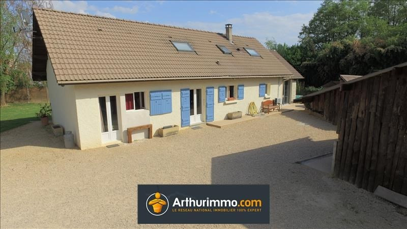 Sale house / villa Les avenieres 236 500€ - Picture 2