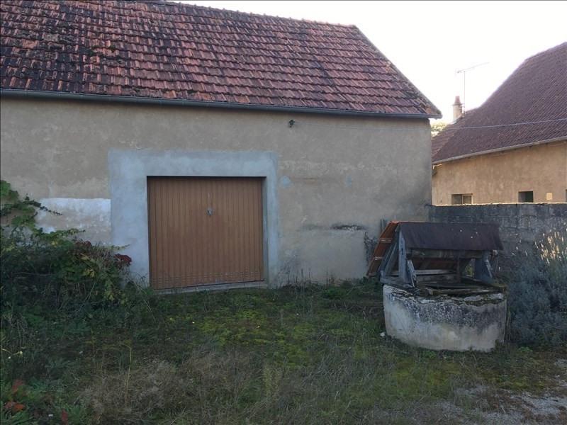 Revenda casa Lucenay les aix 50000€ - Fotografia 5