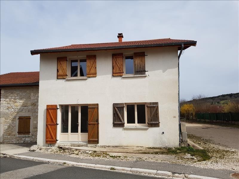 Location maison / villa Saint martin du fresne 850€ CC - Photo 1