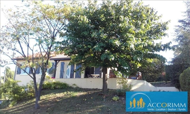 Vente maison / villa Chasse sur rhone 372000€ - Photo 2