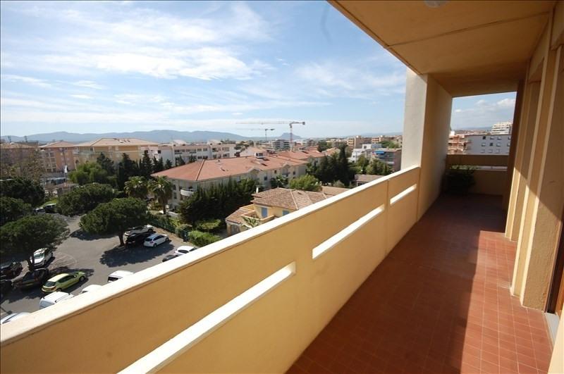 Sale apartment Frejus-plage 149000€ - Picture 1