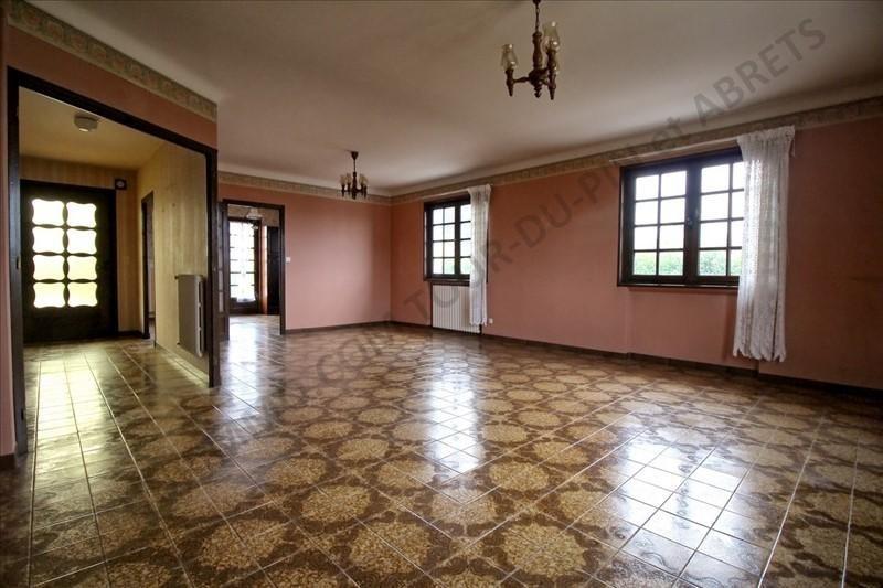 Vente maison / villa Les abrets 228000€ - Photo 2