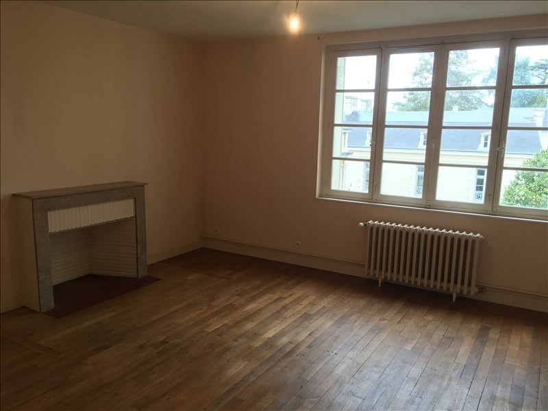 Rental apartment Poitiers 530€ CC - Picture 1