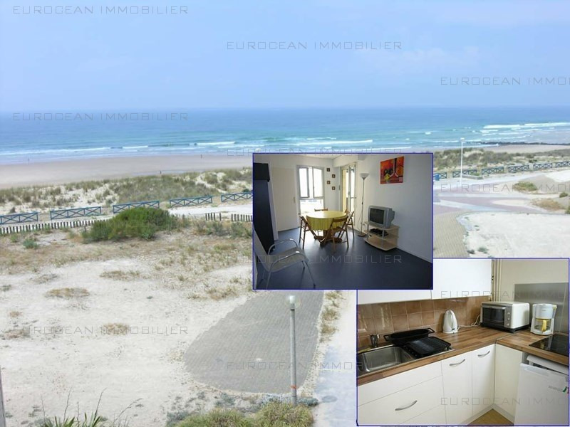 Location vacances appartement Lacanau-ocean 453€ - Photo 1