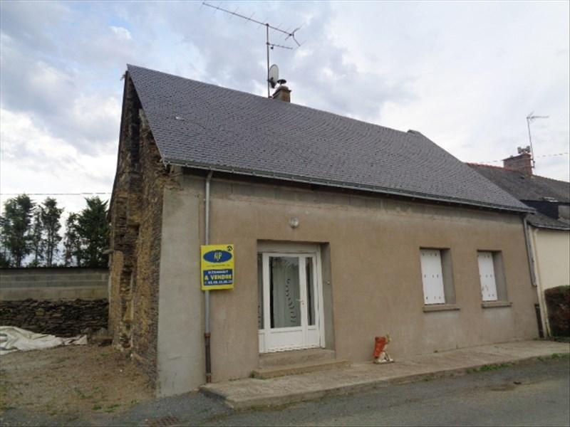 Vente maison / villa Moisdon la riviere 54000€ - Photo 1