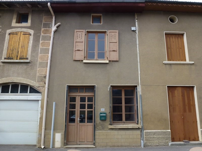 Sale house / villa St christophe et le laris 63 000€ - Picture 2