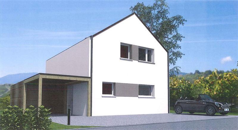 Maison  5 pièces + Terrain 453 m² Wintzenheim (68920) par MAISONS NEO