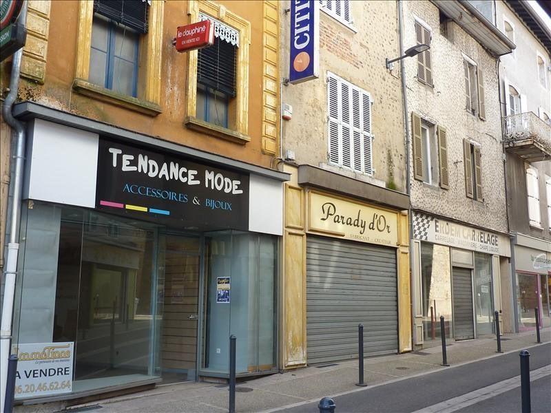 Vente immeuble Beaurepaire 64000€ - Photo 2