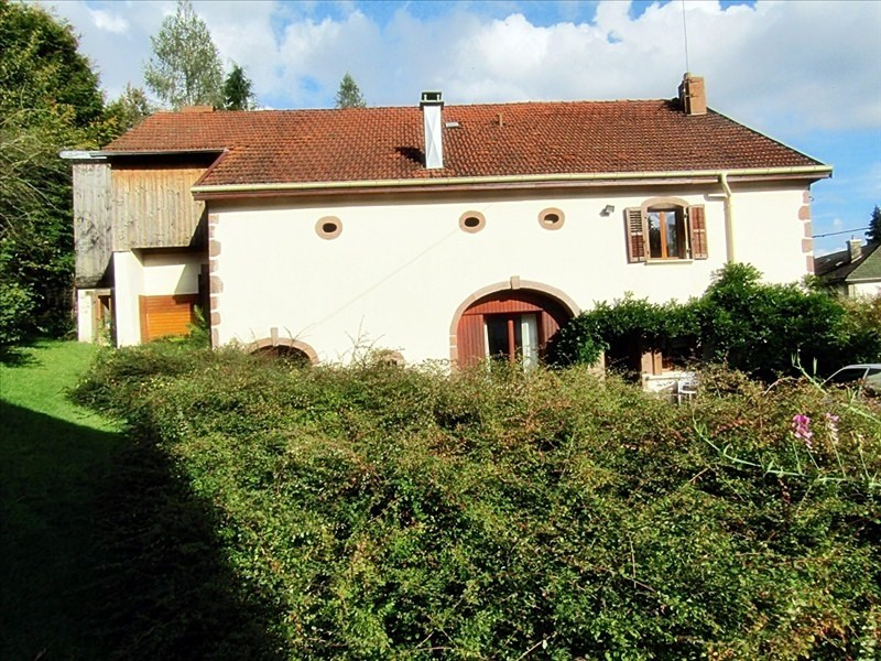 Vente maison / villa Bruyeres 166000€ - Photo 1