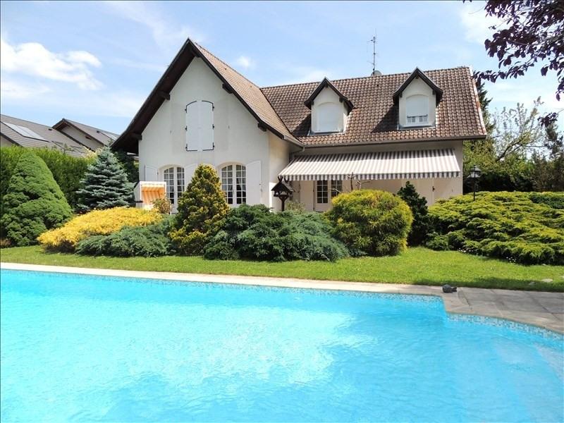 Venta  casa Prevessin-moens 950000€ - Fotografía 1