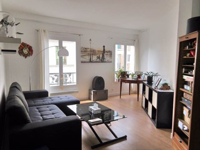 Vente appartement Paris 20ème 420 000€ - Photo 2
