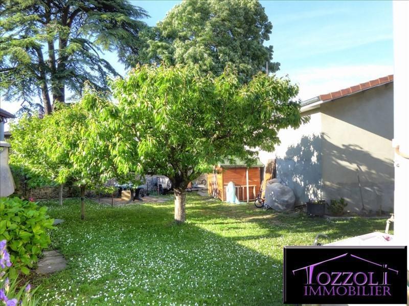 Sale house / villa St quentin fallavier 249000€ - Picture 9