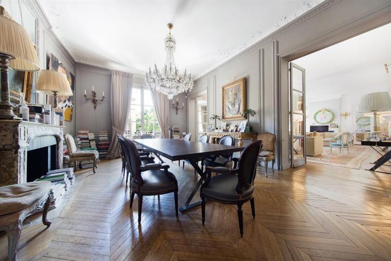 Revenda residencial de prestígio apartamento Paris 7ème 5000000€ - Fotografia 3