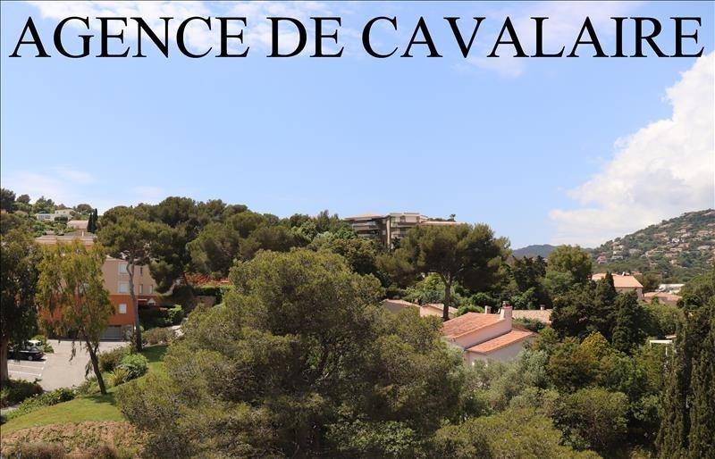 Sale apartment Cavalaire sur mer 275000€ - Picture 1