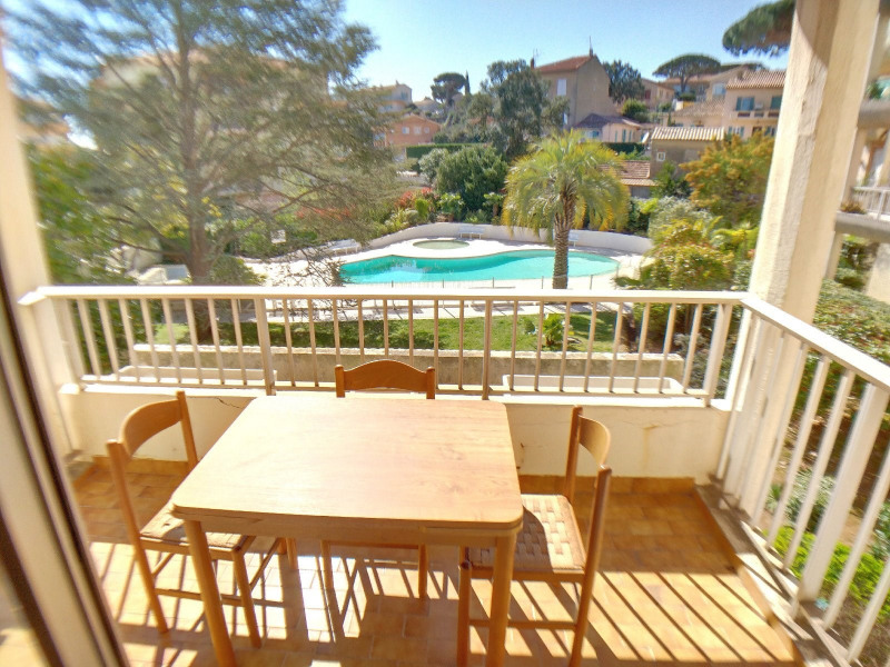 Sale apartment Ste maxime 185 500€ - Picture 1