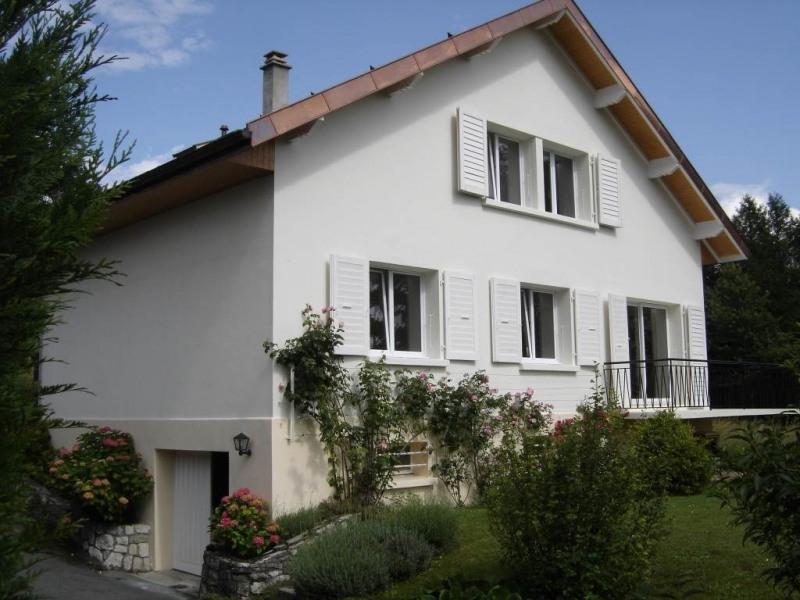Venta  casa Vetraz-monthoux 535000€ - Fotografía 1