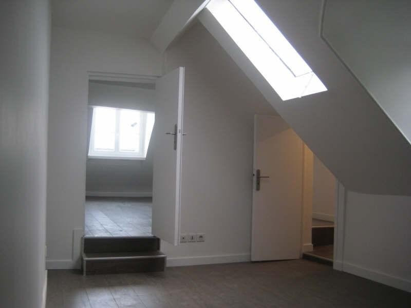 Rental apartment Paris 3ème 1 349€ CC - Picture 1