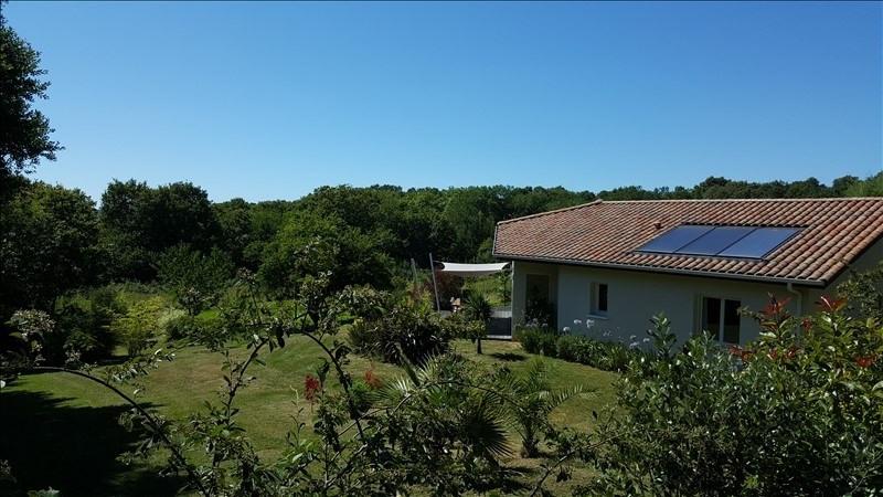 Vente de prestige maison / villa Arbonne 608000€ - Photo 5