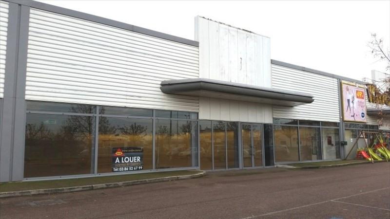 Location local commercial Moneteau 4667€ +CH/ HT - Photo 1