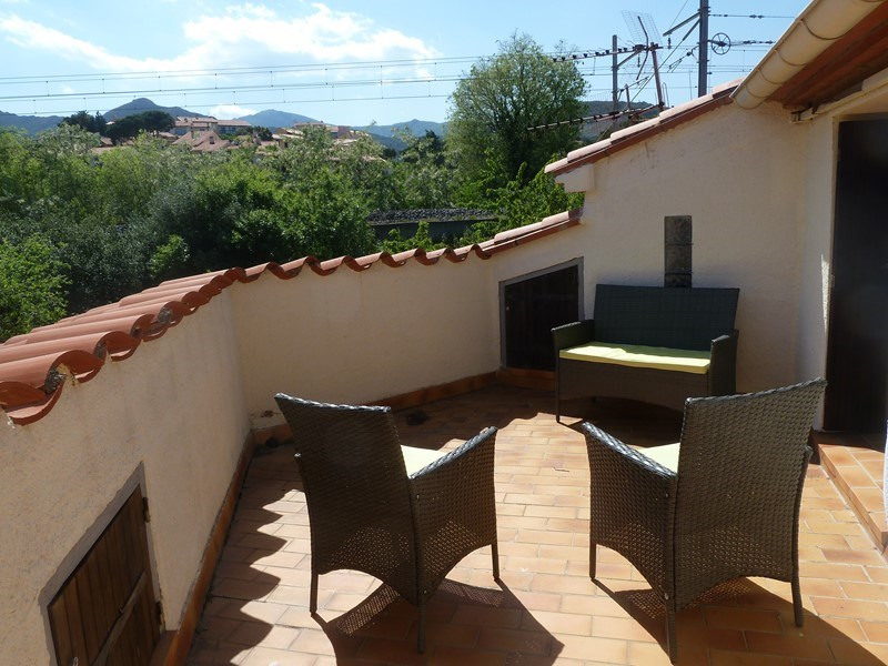 Vacation rental house / villa Collioure 469€ - Picture 4