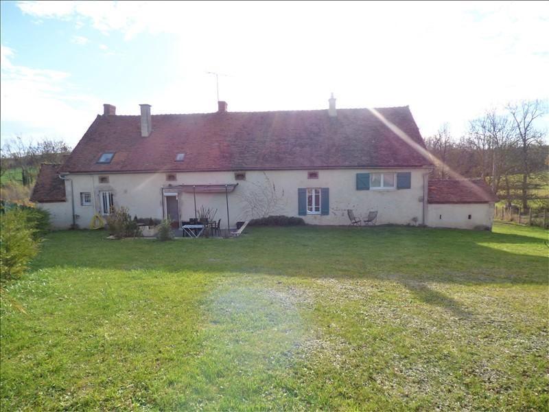 Vente maison / villa Verneuil en bourbonnais 215000€ - Photo 10