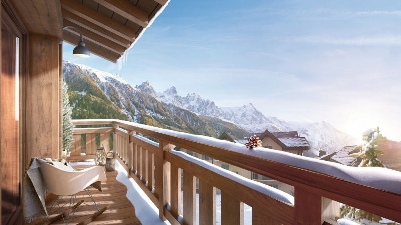 Sale apartment Chamonix mont blanc 495 000€ - Picture 3