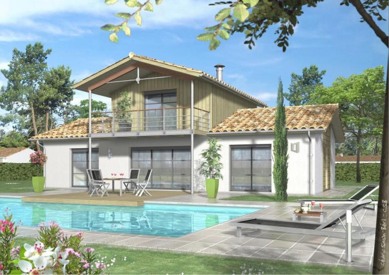 Maison  7 pièces + Terrain 565 m² Le Taillan-Médoc par MAISONS QUADRI