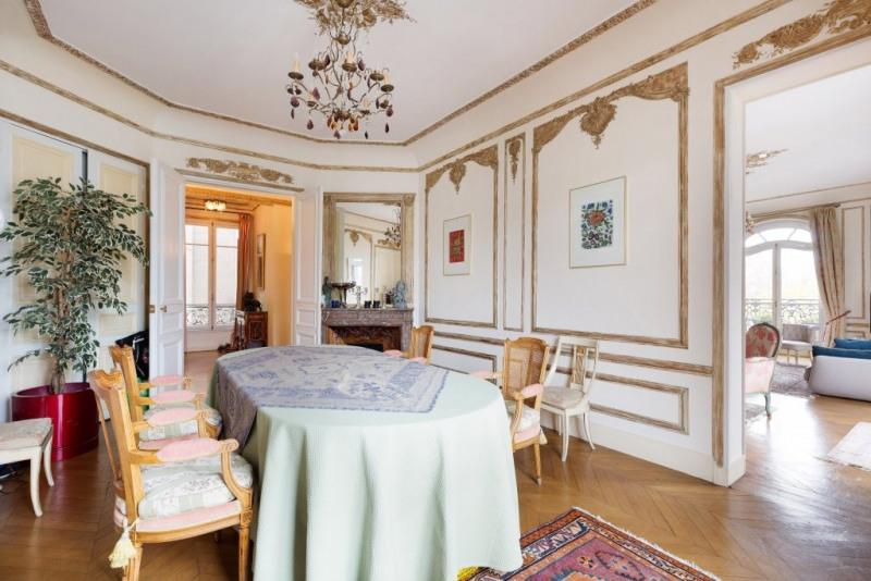 Revenda residencial de prestígio apartamento Paris 16ème 2090000€ - Fotografia 8