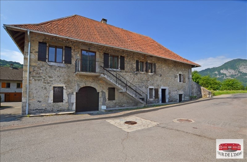 Deluxe sale house / villa Taninges 570 000€ - Picture 1