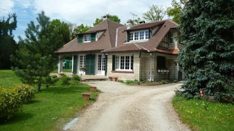 Deluxe sale house / villa Lamorlaye 695000€ - Picture 1