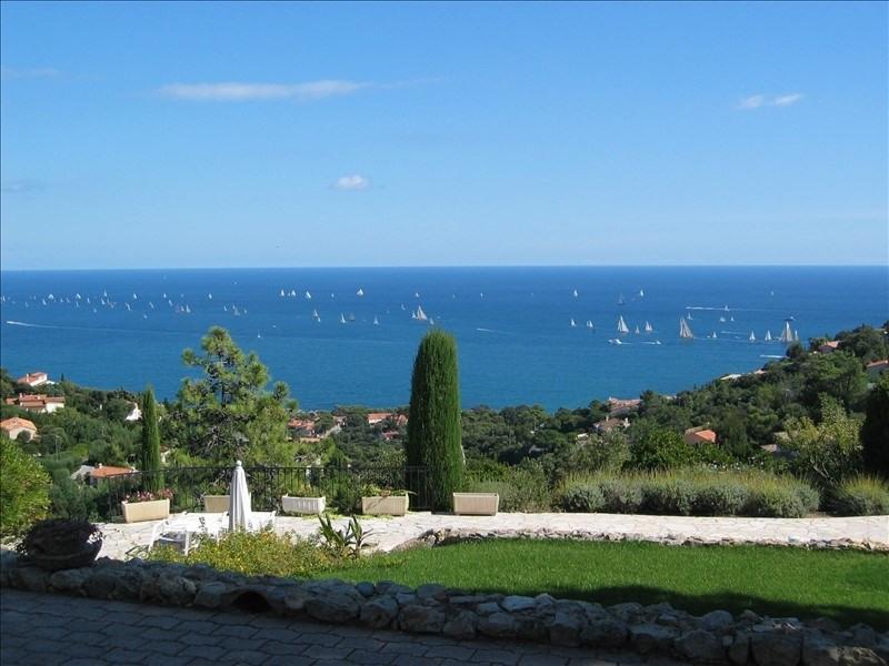 Vente de prestige maison / villa Les issambres 1260000€ - Photo 5