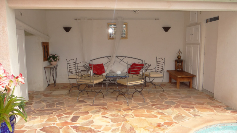 Vacation rental house / villa Cavalaire sur mer 3 000€ - Picture 4