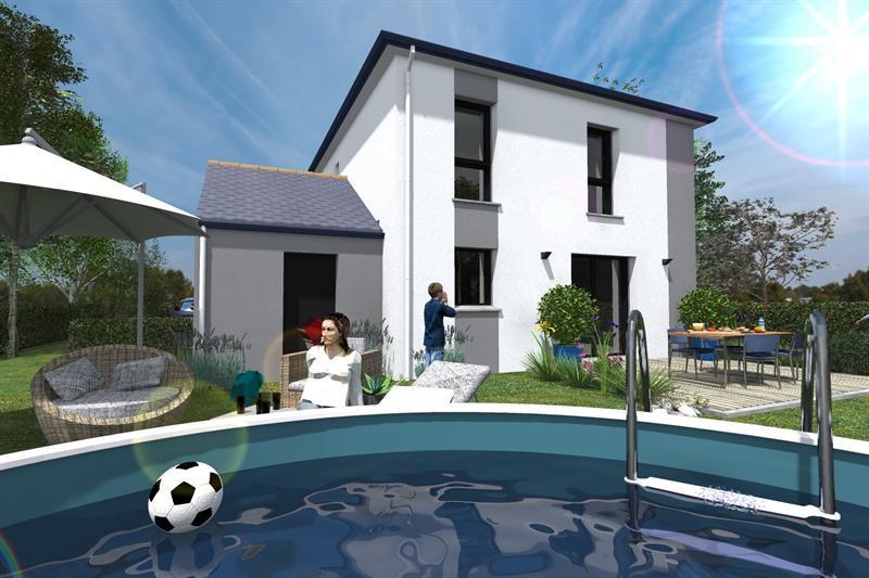Maison  5 pièces + Terrain 406 m² Treillières (44119) par ESPACE HABITAT