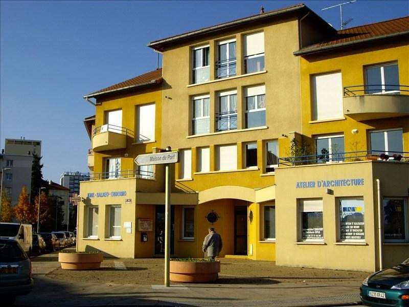 Rental apartment Roanne 670€ CC - Picture 1