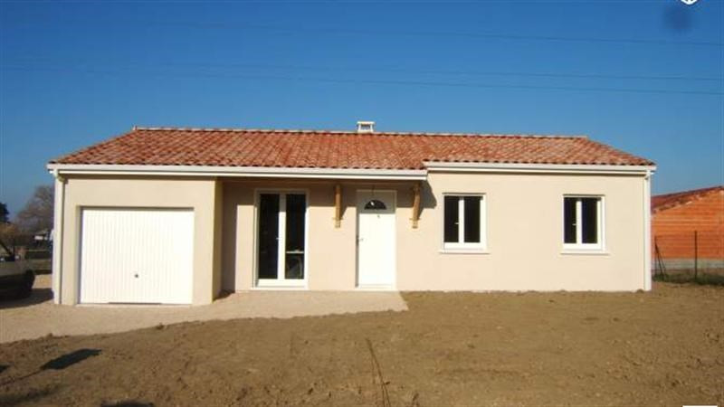 Maison  4 pièces + Terrain 600 m² Castelginest par Maisons Côté Soleil