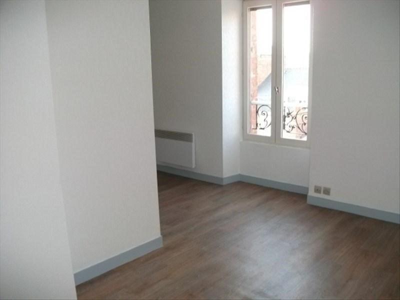 Location appartement Rennes 402€ CC - Photo 1