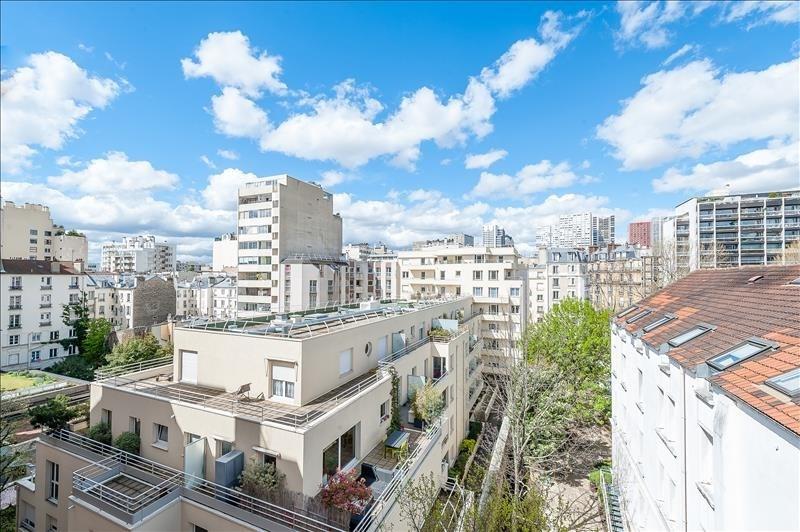 Vente appartement Paris 15ème 745000€ - Photo 8