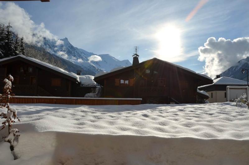 Venta de prestigio  apartamento Chamonix mont blanc 657000€ - Fotografía 6